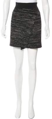 Isabel Marant Patterned Knit Skirt