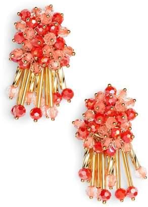 Kate Spade Wrap It Up Cluster Stud Earrings