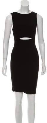 Helmut Lang Mini Sheath Sleeveless Dress w/ Tags