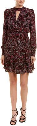 Parker Keyhole A-Line Dress