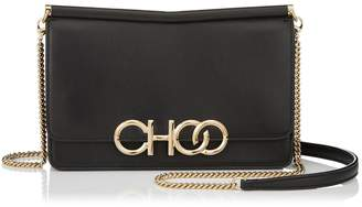 Jimmy Choo Leather Sidney Cross Body Bag
