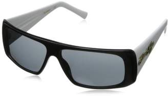 Black Flys Fly Straight Wrap Sunglasses