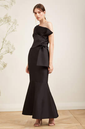 Keepsake RETROGRADE GOWN black