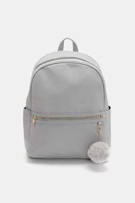 Ardene Faux Leather Backpack