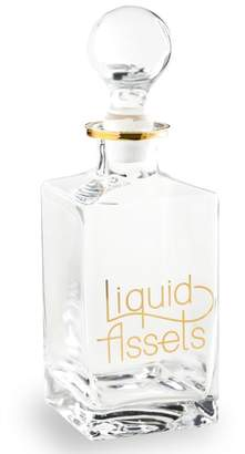 Rosanna Liquid Assets Decanter