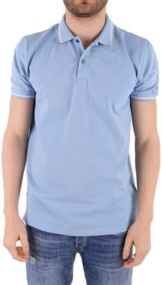 Peuterey Cotton Blend Polo Shirt