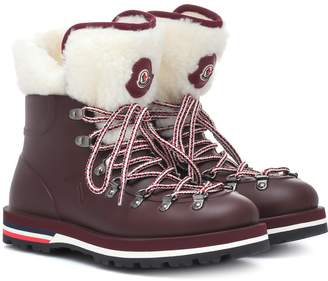 Moncler Inaya rubber boots
