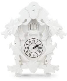 Botanical Wall Clock