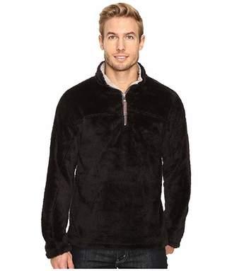 True Grit Double Plush 1/4 Zip Pullover