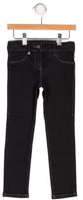 Eddie Pen Girls' Mid-Rise Skinny Jeans w/ Tags