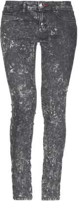 Philipp Plein Denim pants - Item 42700992PF