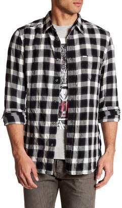 Diesel Anobu Long Sleeve Slim Fit Shirt