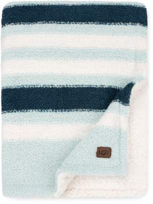 UGG Ana Stripe Throw Blanket