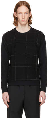 Stephan Schneider Black Accessible Sweater