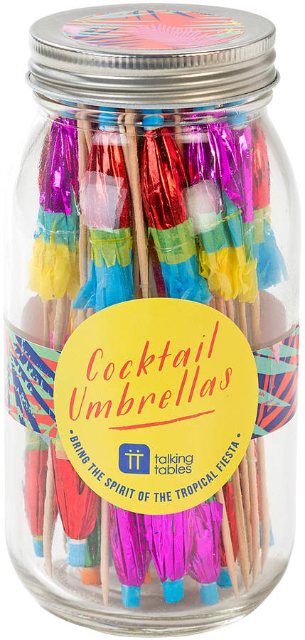 Cocktail Umbrellas - Set of 40