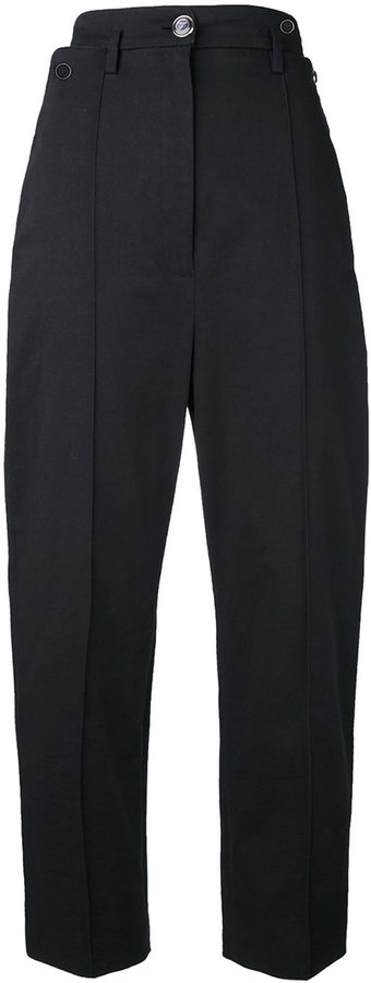 Temperley London Blueberry tailoring trousers
