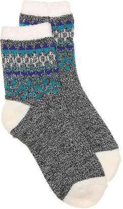 Sof Sole Fireside Marled Ankle Socks - Women's