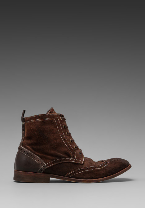 Hudson H by Reswick Suede Boot