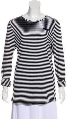 Zoe Karssen French Stripe Top