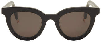 Gentle Monster Black Tilda Swinton Edition Eye Eye Sunglasses