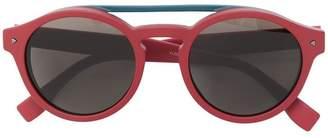Fendi Eyewear round aviator sunglasses