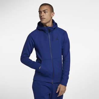 Jordan Sportswear Wings Fleece Men's Full-Zip Hoodie