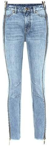 Jeans Rocky aus Baumwolle