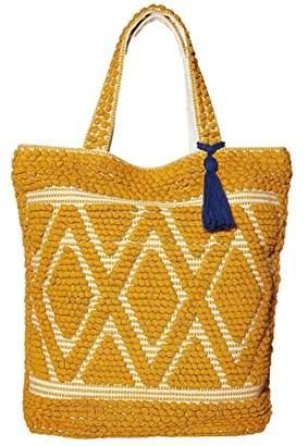 San Diego Hat Company BSB3545 Dharie Shopper Bag - Large