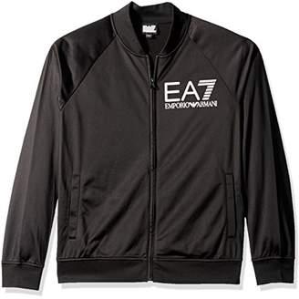Emporio Armani EA7 Active Men's Training Visibility Tricot Zip up Sweater