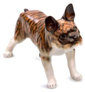 Dacor Imperial Porcelain French Bulldog Figurine