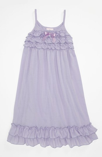 Laura Dare 'Vintage Flair' Nightgown (Little Girls & Big Girls)