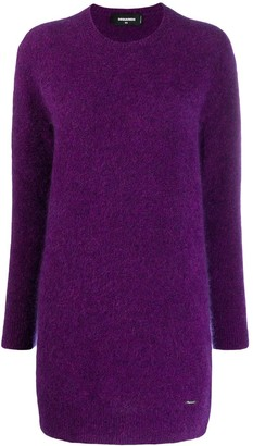 DSQUARED2 knitted tunic jumper