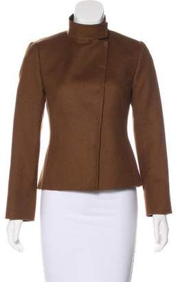 Akris Cashmere Structured Jacket