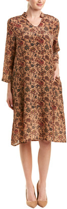 DAY Birger et Mikkelsen POKWAI Pokwai Silk Shift Dress