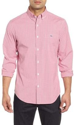 Vineyard Vines Buttonbush Slim Fit Check Sport Shirt