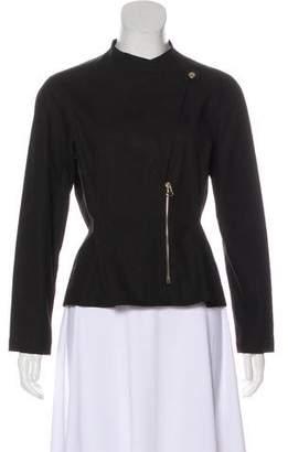 Isabel Marant Collarless Zip-Up Jacket w/ Tags