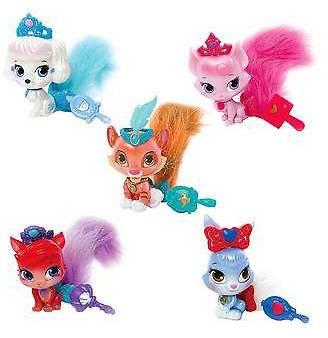 Disney Princess Palace Pets Furry Tail Friends 5-pk - Whisker Haven Tails