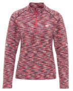 manguun sports Laufshirt, langarm, atmungsaktiv, elastisch, für Damen