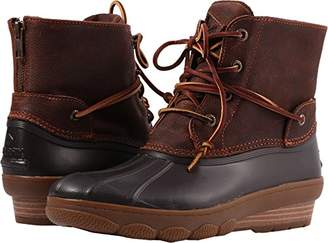 Sperry Women's Saltwater Wedge Tide Rain Boot