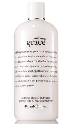 philosophy Amazing Grace Perfumed Olive Oil Body Scrub