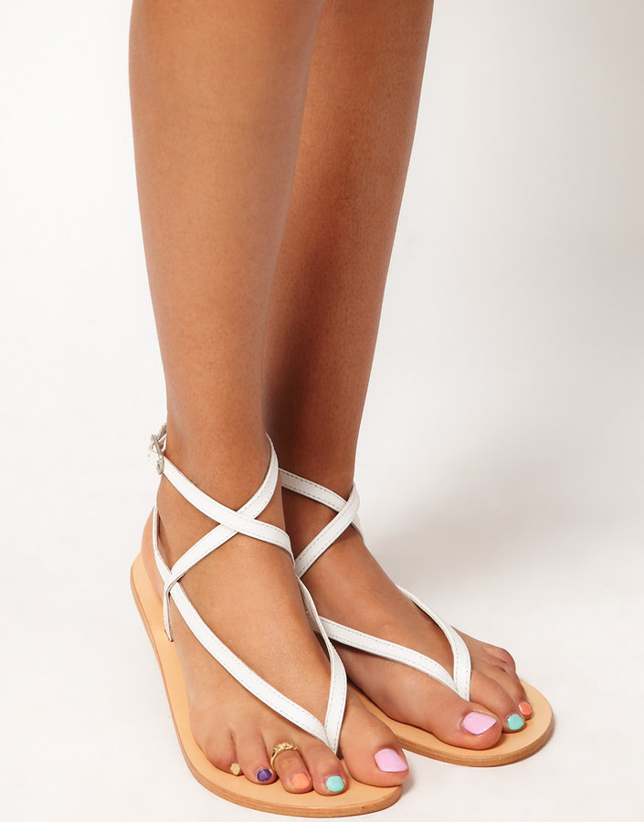 ASOS Love Toe Ring