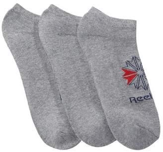 Reebok Classic Low Cut Socks - Pack of 3