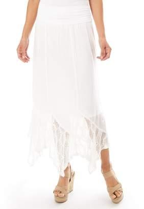 Apt. 9 Women's Tulip Hem Maxi Skirt