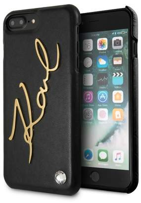 Karl Lagerfeld Signature iPhone Case