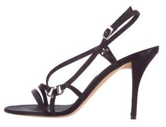 Christian Dior Satin Delicate Sandals
