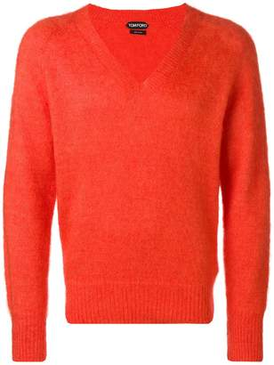 Tom Ford classic v-neck sweater