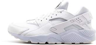 Nike Huarache Run PRM - 'Snakeskin' - White/Black