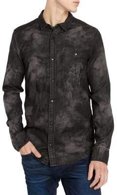 Buffalo David Bitton Sacamer-X Denim Shirt