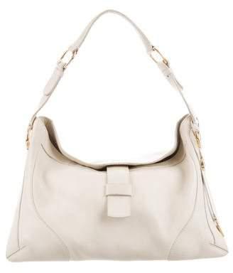 Loro Piana Leather Bellevue Bag