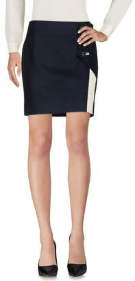 Cédric Charlier Knee length skirt